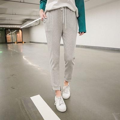 09women-宽松皮筋运动长裤