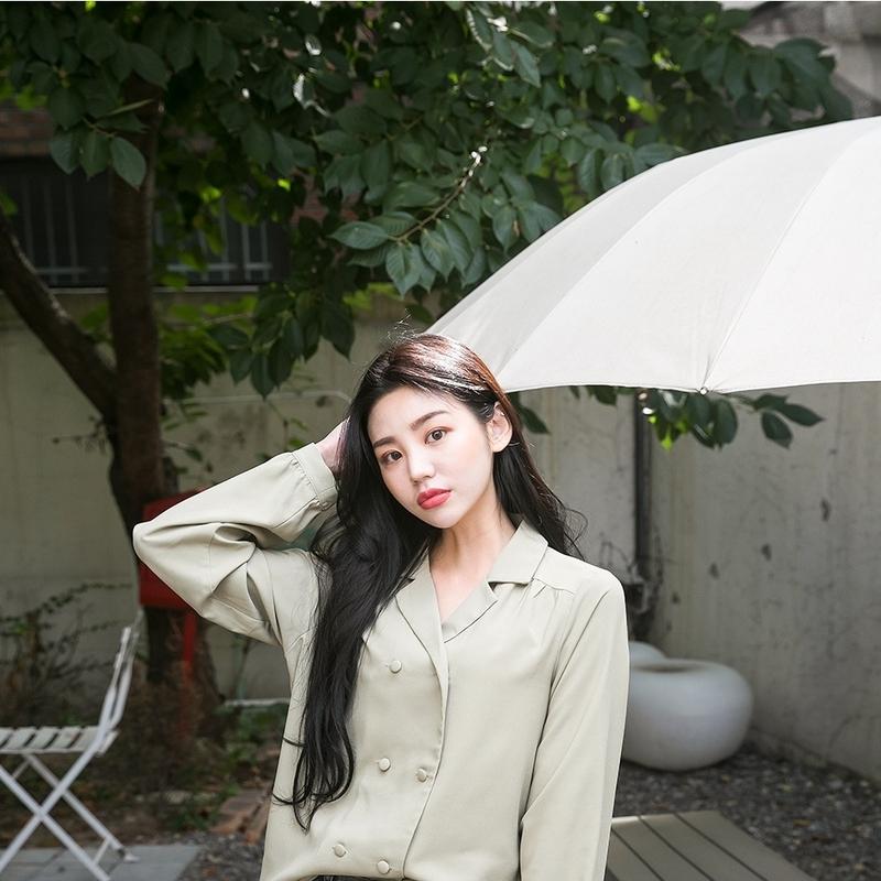 1区韩国本土服装代购(韩国圆通直发)09women-衬衫(2018-10-22上架)