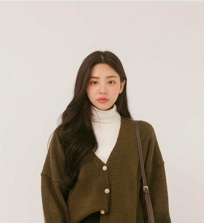 1区韩国本土服装代购(韩国圆通直发)09women-开襟衫(2018-11-20上架)