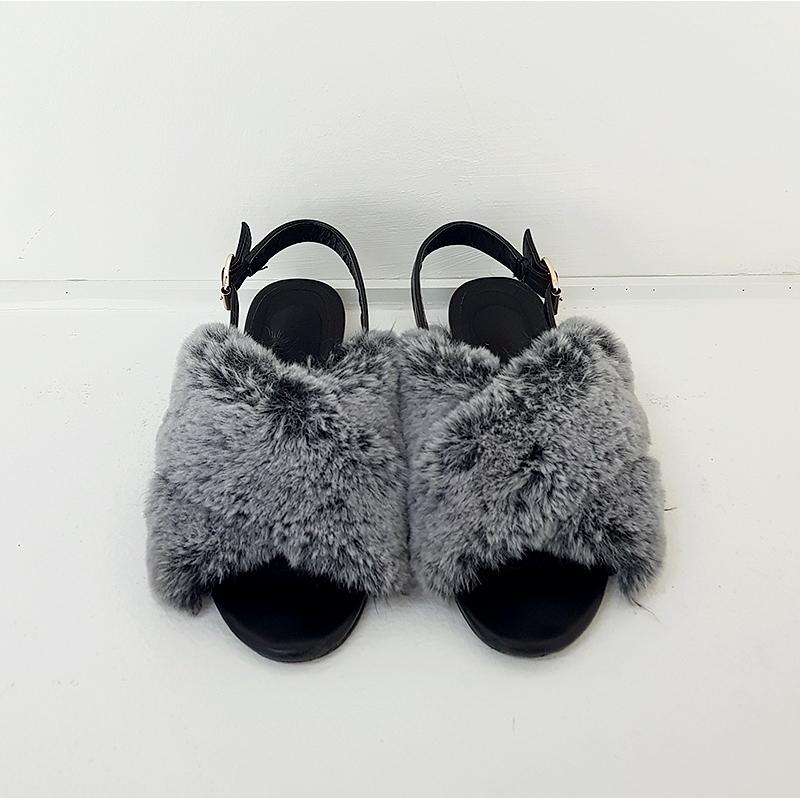 1区韩国本土服装代购(韩国圆通直发)09women-拖鞋(2018-12-03上架)