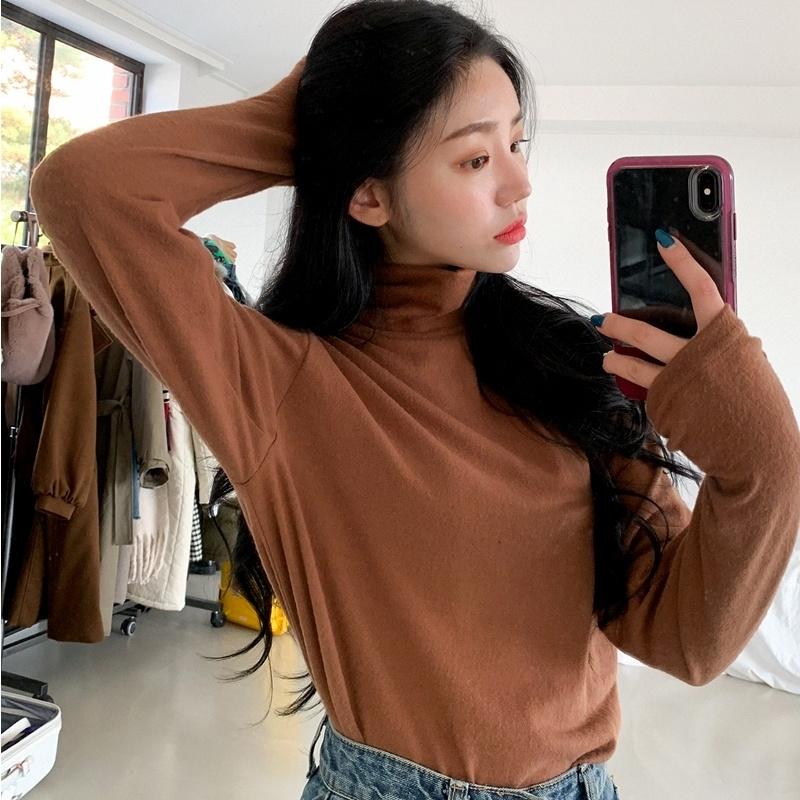 1区韩国本土服装代购(韩国圆通直发)09women-T恤(2018-12-15上架)
