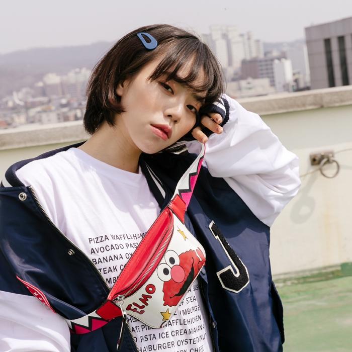 1区韩国本土服装代购(韩国圆通直发)09women-斜挎包(2019-04-17上架)