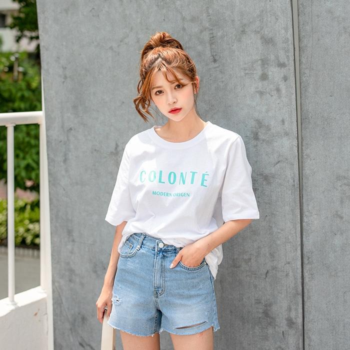 1区100%正宗韩国官网代购(韩国直发包国际运费)09women-T恤(2019-06-25上架)