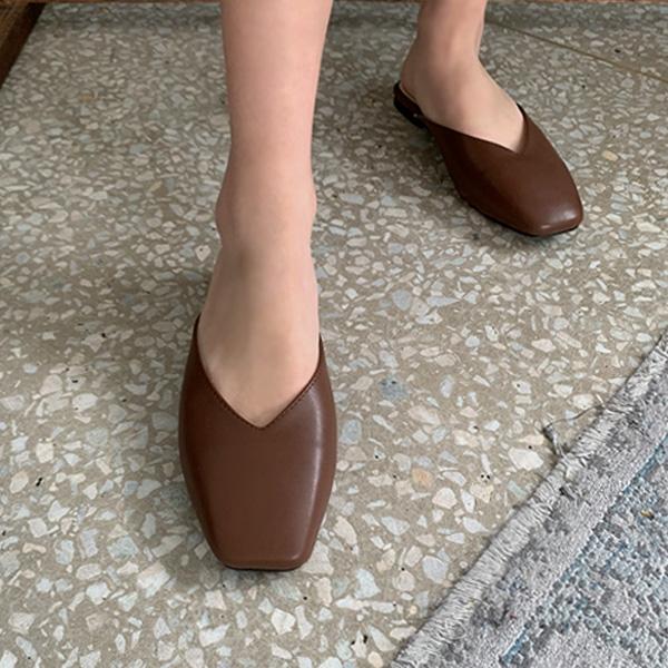 1区韩国本土服装代购(韩国圆通直发)100jang-平底鞋(2019-04-19上架)
