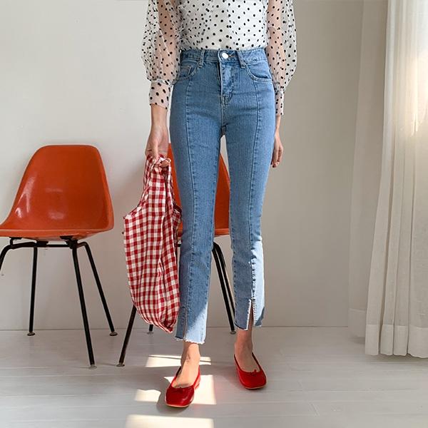 1区韩国本土服装代购(韩国圆通直发)100jang-牛仔裤(2019-05-19上架)
