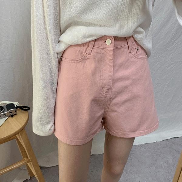 1区100%正宗韩国官网代购(韩国直发包国际运费)100jang-短裤(2020-07-04上架)