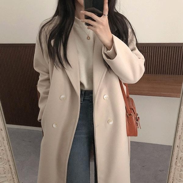 1区100%正宗韩国官网代购(韩国直发包国际运费)100jang-大衣(2020-10-23上架)