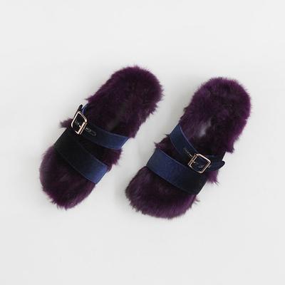 11am-保暖时尚魅力流行平底鞋