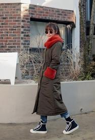 2018新款韩国服装11am品牌冬季保暖气质棉服(2018.1月)