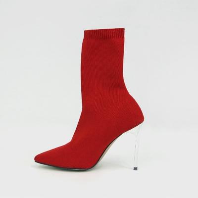 1区韩国本土服装代购(韩国圆通直发)11am-高筒时尚舒适坡跟靴子(2018-04-14上架)