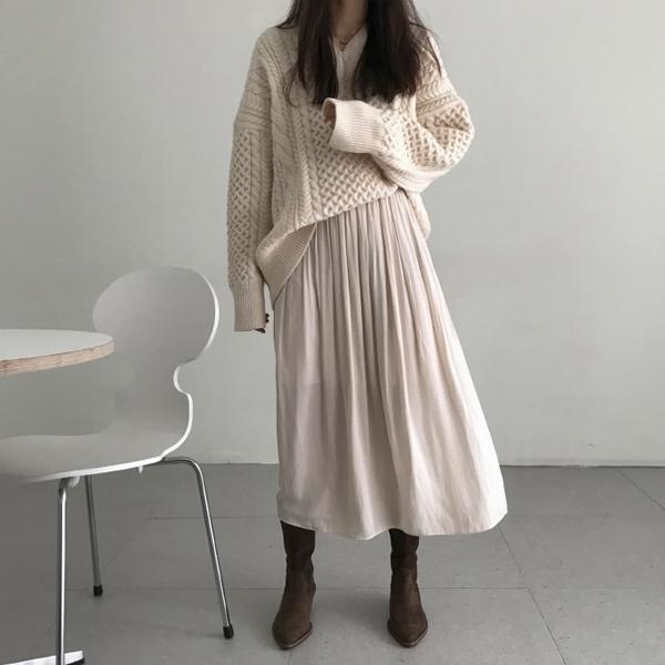 1区韩国本土服装代购(韩国圆通直发)11am-长裙(2019-01-19上架)