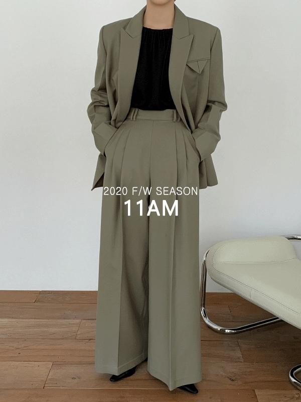 1区100%正宗韩国官网代购(韩国直发包国际运费)11am-长裤(2020-09-19上架)