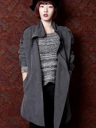 1区韩国代购正品验证42nd5-SRCT00756085-魅力气质新款百搭时尚大衣
