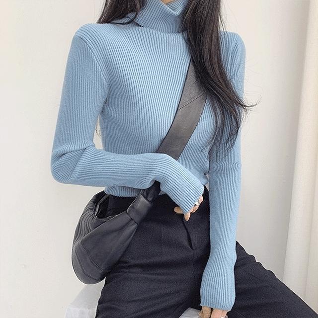 1区100%正宗韩国官网代购(韩国直发包国际运费)4DLOOK-针织衫(2021-03-24上架)