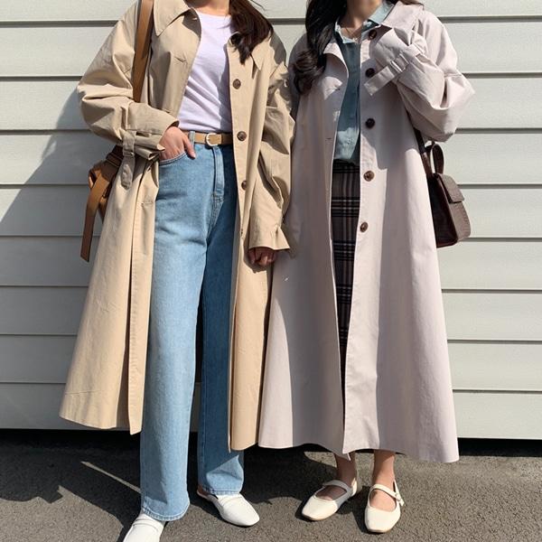 1区韩国本土服装代购(韩国圆通直发)66girls-大衣(2019-03-19上架)