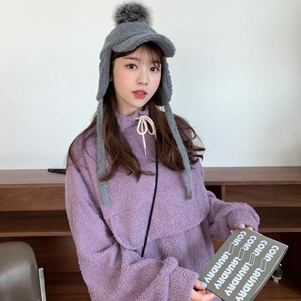 1区韩国本土服装代购(韩国圆通直发)66girls-卫衣(2019-03-20上架)