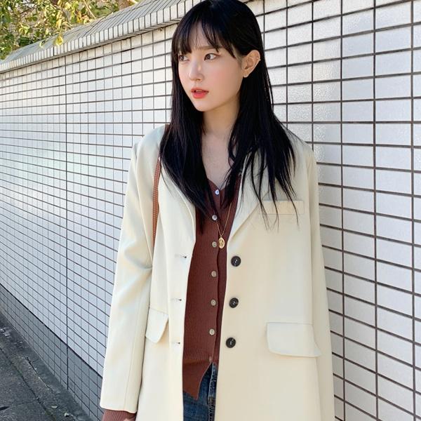 1区韩国本土服装代购(韩国圆通直发)66girls-夹克(2019-03-20上架)