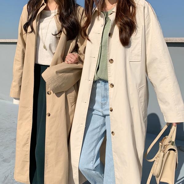 1区韩国本土服装代购(韩国圆通直发)66girls-大衣(2019-03-20上架)