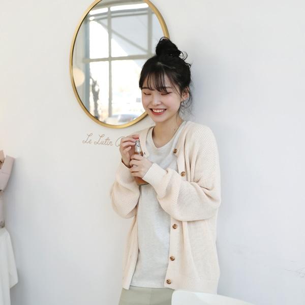 1区韩国本土服装代购(韩国圆通直发)66girls-开襟衫(2019-03-19上架)