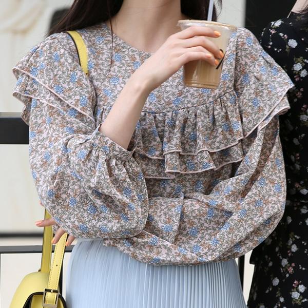 1区韩国本土服装代购(韩国圆通直发)66girls-衬衫(2019-03-19上架)