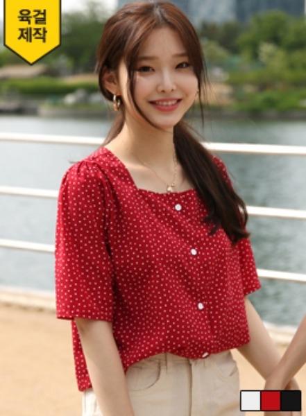 1区100%正宗韩国官网代购(韩国直发包国际运费)66girls-衬衫(2019-06-12上架)