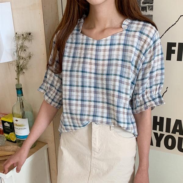 1区100%正宗韩国官网代购(韩国直发包国际运费)66girls-衬衫(2019-06-25上架)