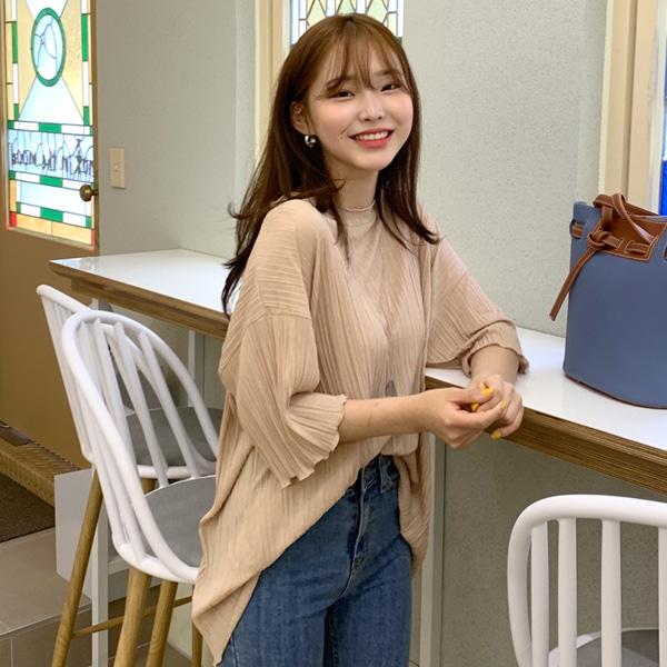 1区100%正宗韩国官网代购(韩国直发包国际运费)66girls-衬衫(2019-07-27上架)