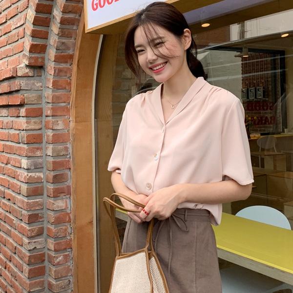 1区100%正宗韩国官网代购(韩国直发包国际运费)66girls-衬衫(2019-08-03上架)