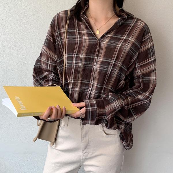 1区100%正宗韩国官网代购(韩国直发包国际运费)66girls-衬衫(2019-08-21上架)