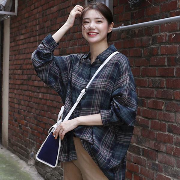 1区100%正宗韩国官网代购(韩国直发包国际运费)66girls-衬衫(2020-07-29上架)