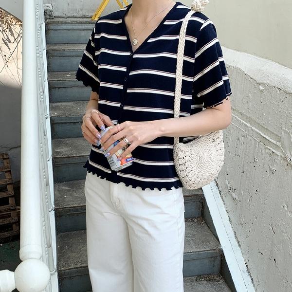 1区100%正宗韩国官网代购(韩国直发包国际运费)66girls-开襟衫(2020-05-18上架)