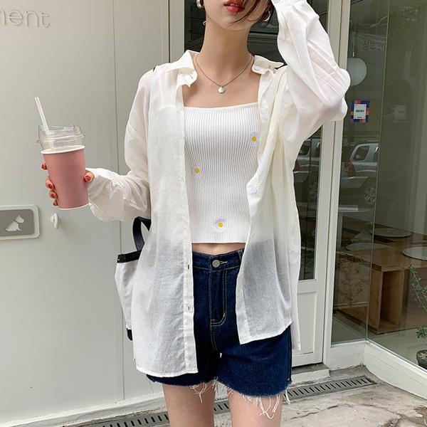 1区100%正宗韩国官网代购(韩国直发包国际运费)66girls-衬衫(2020-05-20上架)