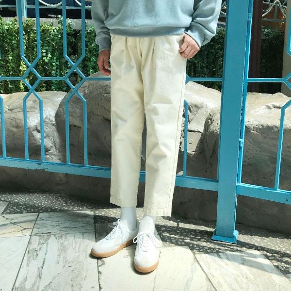 1区韩国本土服装代购(韩国圆通直发)906studio-长裤(2018-09-07上架)