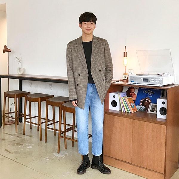 1区韩国本土服装代购(韩国圆通直发)906studio-牛仔裤(2018-09-08上架)