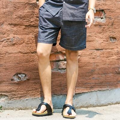 1区韩国本土服装代购(韩国圆通直发)aboki-百搭魅力纯棉短裤(2018-04-14上架)