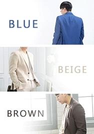 1区2017秋季新款|韩国发货|aboki品牌韩国韩版魅力纯色休闲西装(2017.9月)