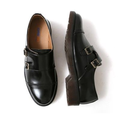 aboki-男士靓丽高档休闲舒适皮鞋