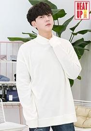 1区2017冬季新款韩国服装aboki品牌男士秀气纯色百搭针织衫(2017.12月)