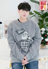 1区2017冬季新款韩国服装aboki品牌男士魅力时尚高档卫衣(2017.12月)