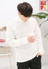 1区2017冬季新款韩国服装aboki品牌男士魅力时尚纯色上衣(2017.12月)