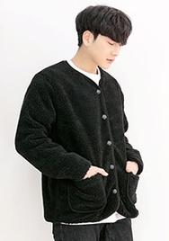 1区2017冬季新款韩国服装aboki品牌男士个性独特魅力针织衫(2017.12月)
