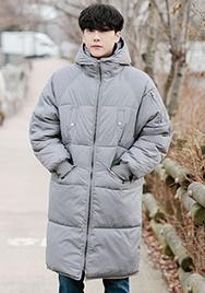 1区2017冬季新款韩国服装aboki品牌男士帅气舒适魅力百搭棉服(2017.12月)