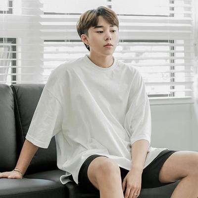 韩国代购价格怎么看韩国本土服装代购韩国圆通直发abokiT恤