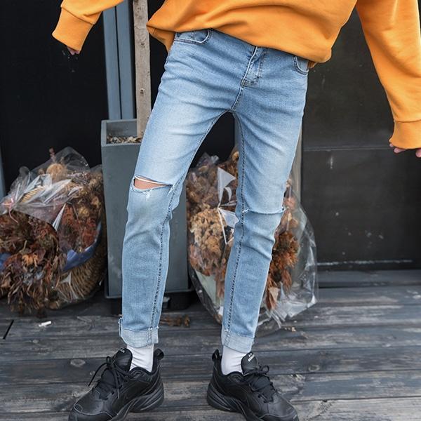 1区韩国本土服装代购(韩国圆通直发)aboki-牛仔裤(2018-09-11上架)
