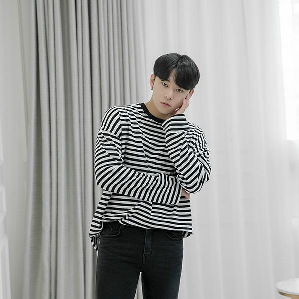 1区韩国本土服装代购(韩国圆通直发)aboki-T恤(2018-09-18上架)