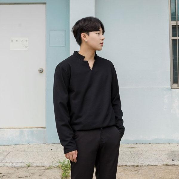 1区韩国本土服装代购(韩国圆通直发)aboki-T恤(2018-09-24上架)