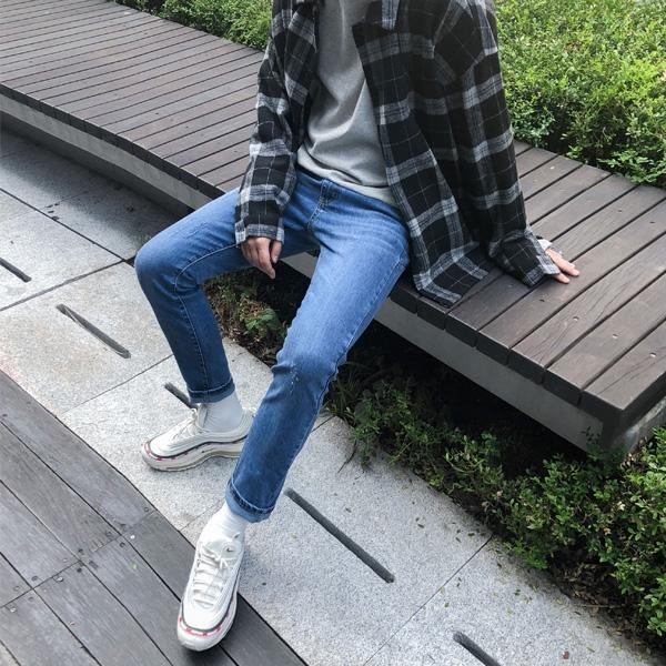 1区韩国本土服装代购(韩国圆通直发)aboki-牛仔裤(2019-04-07上架)(请联系客服核对是否有货再下单哦)