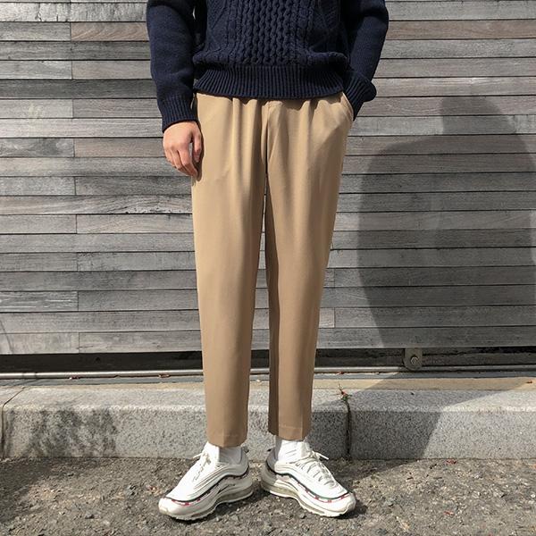 1区韩国本土服装代购(韩国圆通直发)aboki-长裤(2018-11-02上架)