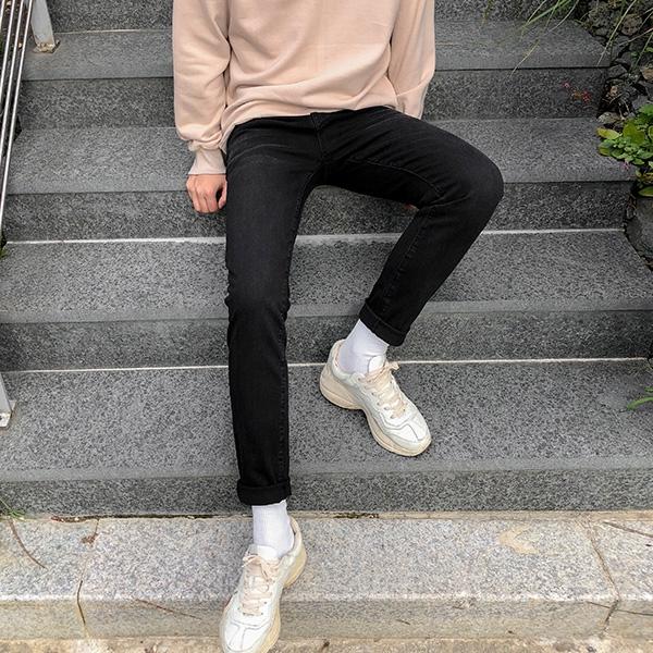 1区韩国本土服装代购(韩国圆通直发)aboki-牛仔裤(2018-11-02上架)