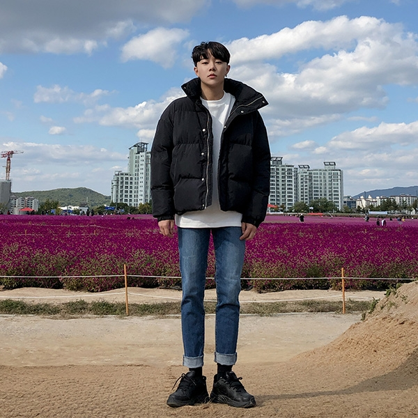1区韩国本土服装代购(韩国圆通直发)aboki-棉服(2018-11-06上架)